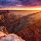 U.S. National Parks: Grand Canyon, Bryce, and Zion