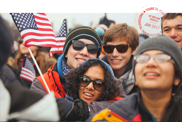washington dc inauguration five days secondary