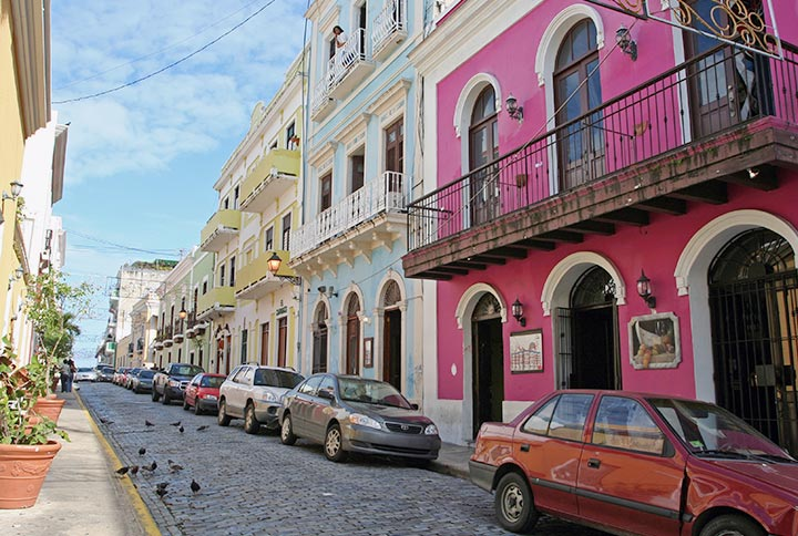 san juan: puerto rico's island capital secondary