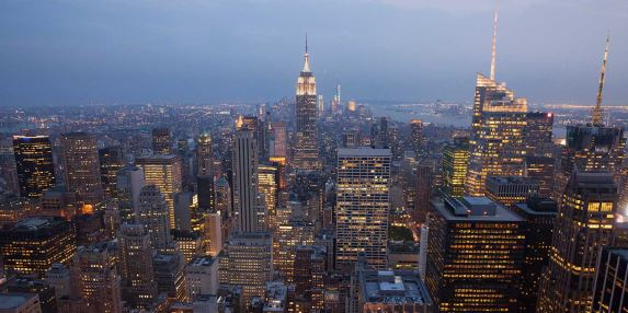 New York City: The Big Apple