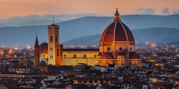 Florence & Rome