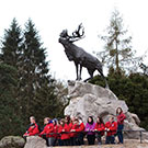 Trail of the Caribou: Beaumont-Hamel to Amsterdam