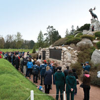 Trail of the Caribou: London to Beaumont-Hamel