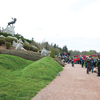 Trail of the Caribou: Beaumont-Hamel to Paris
