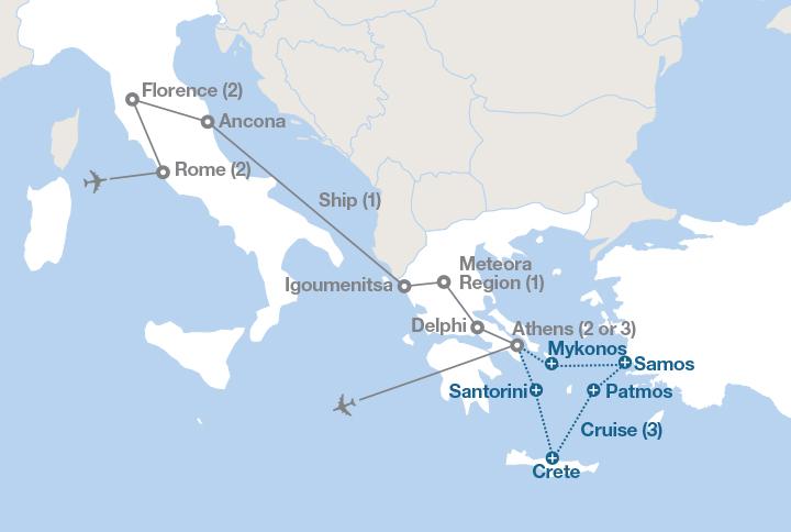 Adriatic Odyssey | EF Educational Tours Canada