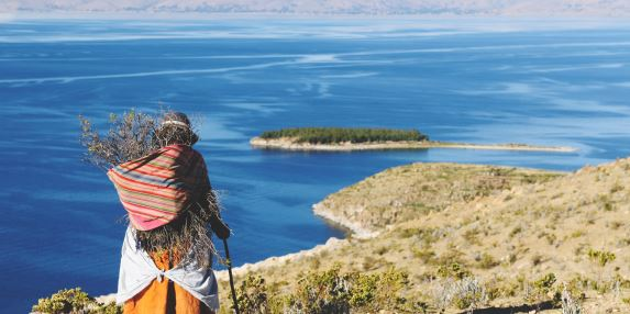 Supporting Sustainability on the Shores of Lake Titicaca