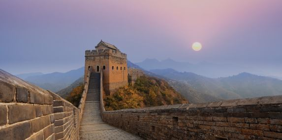 Beijing and the Great Wall of China