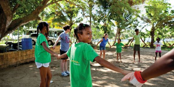 Empowering Children in the Dominican Republic