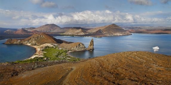 Expedition and Service from the Galápagos to the Andes