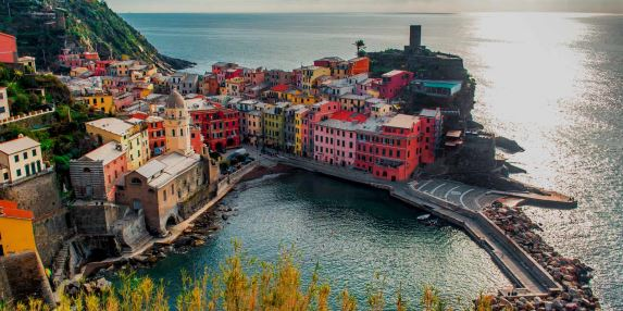 Europe's Mediterranean Coast