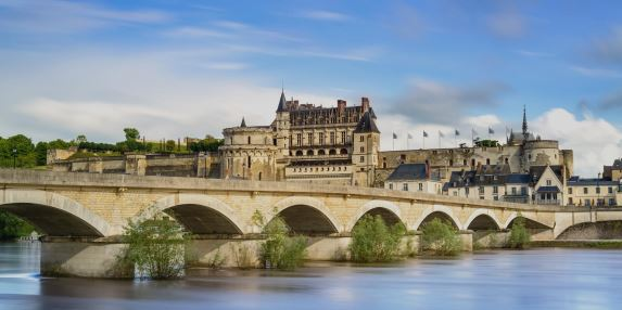 Paris, the Loire and the Riviera