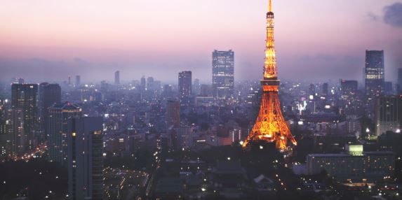 Language Immersion in Tokyo
