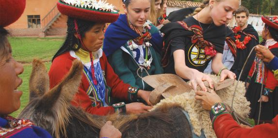 Service and Language Immersion in Peru