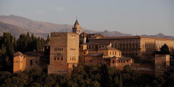 Madrid, Cordoba and Seville