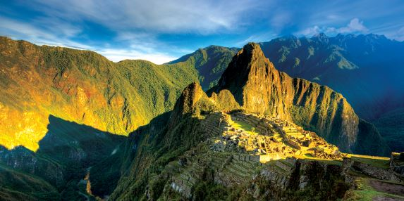 Heights of Peru