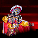 "Sichuan Opera ""face-changing"" performance"