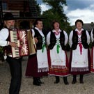 Czech folklore evening