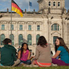Meet German students
