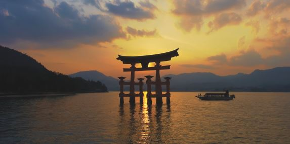 Japan-Land of the Rising Sun