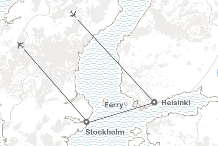 ED 563: Education in Finland and Sweden, Course Itinerary Series ...