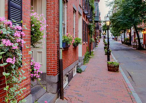 popular boston student tours tile