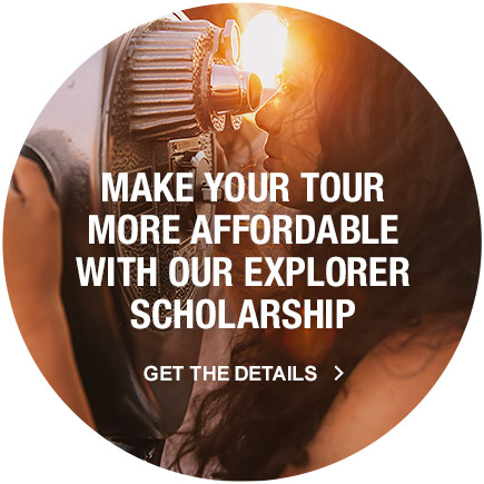 explorer scholarship for student trips