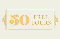 50 free student tours