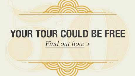 your tour could be free