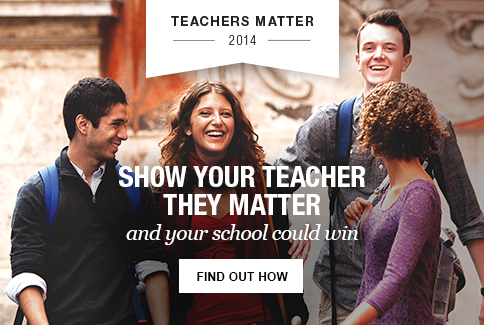 show your teacher they matter