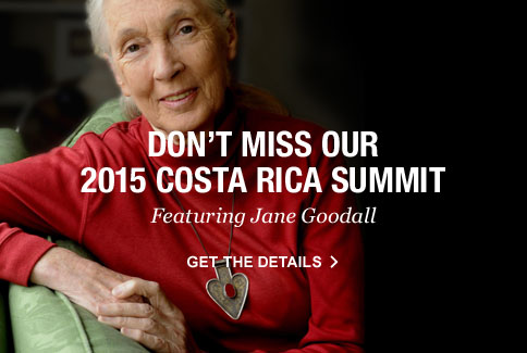 Jane Goodall Global Student Leaders Summit